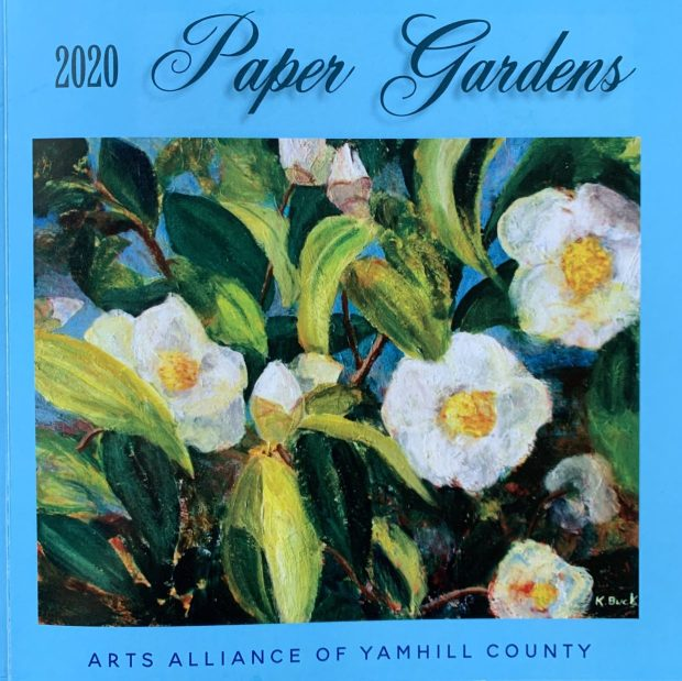 For 27 years, the Arts Alliance of Yamhill County has been publishing the Paper Gardens literary journal, which includes the work of several Fire Writers participants.