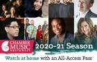 Chamber Music Northwest 2020-21 season