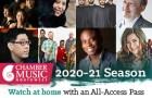 Chamber Music Northwest 2020-21 season