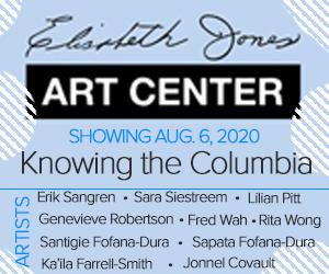 Elisabeth Jones Art Center Knowing the Columbia