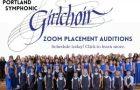 Girlchoir auditions 2020-21 season