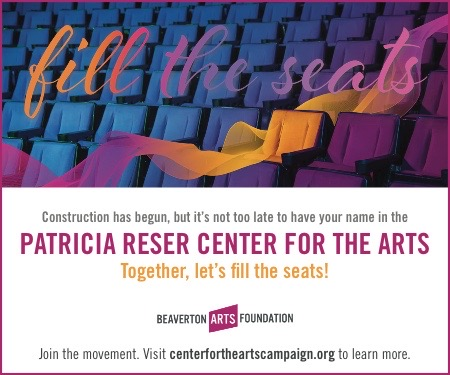 Patricia Reser Center for the Arts Beaverton Arts Foundations