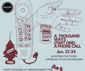 Boom Arts A Thousand Ways