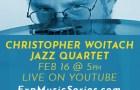 PCC Rock Creek Experience Music Series Christopher Woitach Jazz Quartet