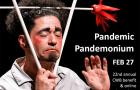 Clown without borders pandemic pandemonium