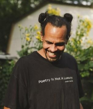 Ross Gay, poet