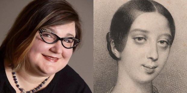 Mezzo soprano Julie Cross (left) will sing works by Pauline Garcia Viardot on March 25 at Linfield University.
