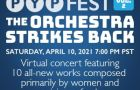 Portland Youth Philharmonic The Orchestra Strikes Back April 10