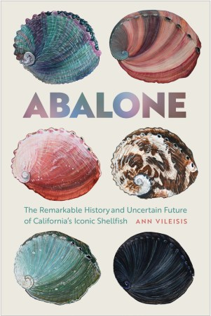 """Ann Vileisis's book, """"Abalone, The Remarkable History and Uncertain Future of California's Iconic Shellfish,"""" has been nominated for an Oregon Book Award"""