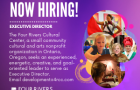 Four Rivers Cultural Center Executive Director search