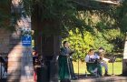 Last year, COVID restrictions prompted Coaster Theatre Playhouse to move outdoors, presenting Don't Fear Shakespeare (In the Park!). The theater company will continue summer performances Cannon Beach City Park this year. Photo courtesy: Coaster Theatre Playhouse