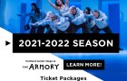 Portland Center Stage at the Armory 2021-2022 season