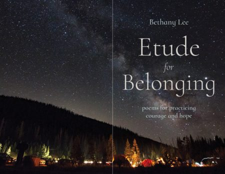 """An etude, Lee says, is a piece written to help a musician practice a hard skill in a real-life situation. The title poem of her most recent collection, she says, came out of difficult time when """"I had been thinking quite a bit about how pain and trauma make it difficult for us to feel a sense of belonging, even in places where we are absolutely welcomed and do have connections."""" Photo by: Bee Joy España"""