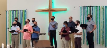 Men of Chor Anno. Photo courtesy of Ann Lyman.