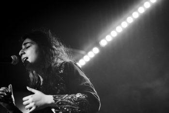 Arooj Aftab. Photo by Soichiro Suizu.