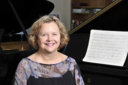 Composer Lisa Ann Marsh. Photo courtesy of the composer.