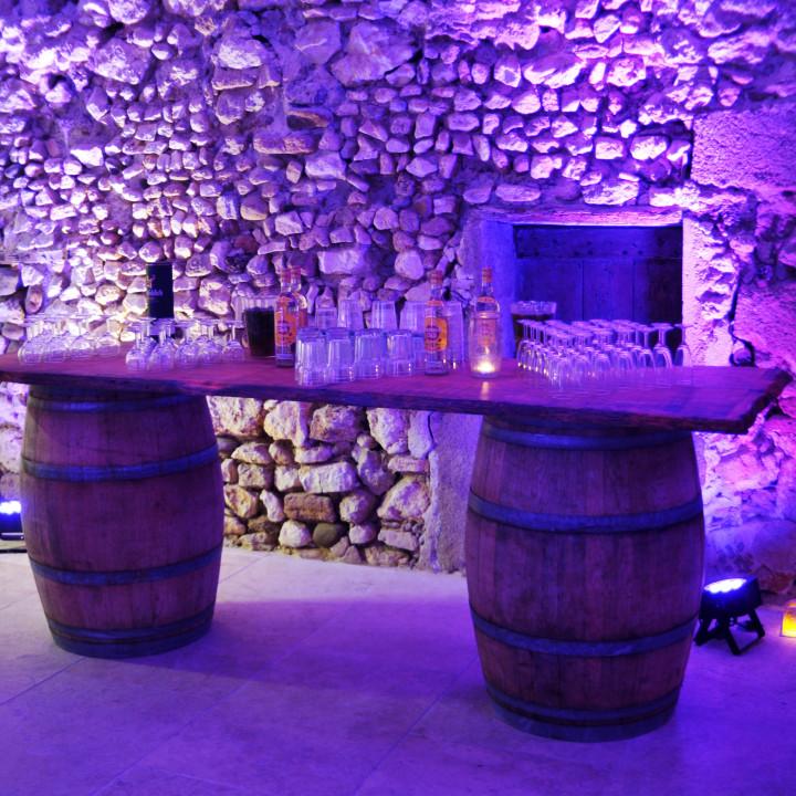 Fauteuil Tonneau Vin Ecosia
