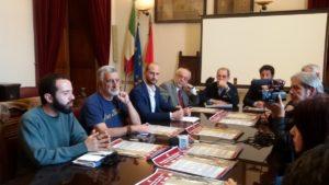 Palazzo Zanca. Presentate oggi le iniziative della Settimana Santa