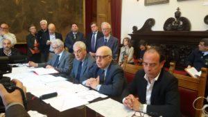 Giro D'Italia a Messina, illustrate a Palazzo Zanca: provvedimenti viari e modalità di utilizzo dei mezzi pubblici