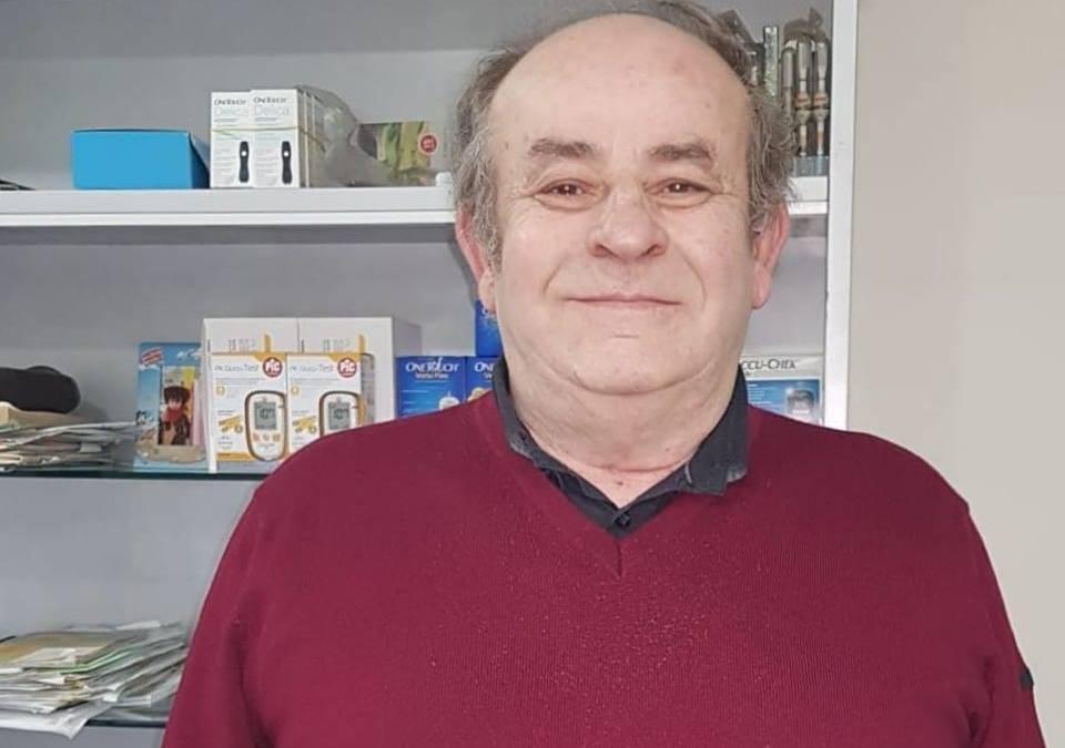 Barcellona PG. Addio al Dr Giovanni Flaccomio, il farmacista del Longano