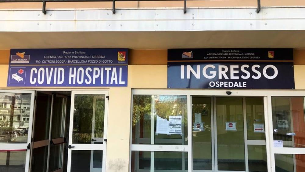 Covid Hospital Barcellona PG. Sindacati Uil Fpl contro attivazione procedimento disciplinare per medici ed anestesisti