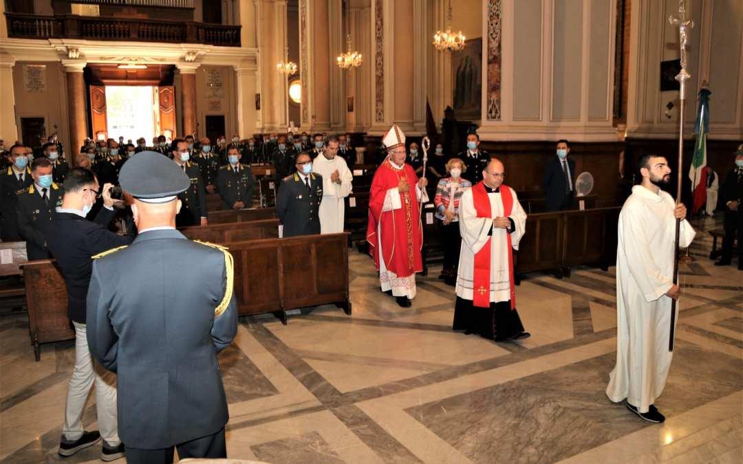 Messina. Celebrato dalla Guardia di Finanza il Santo Patrono San Matteo