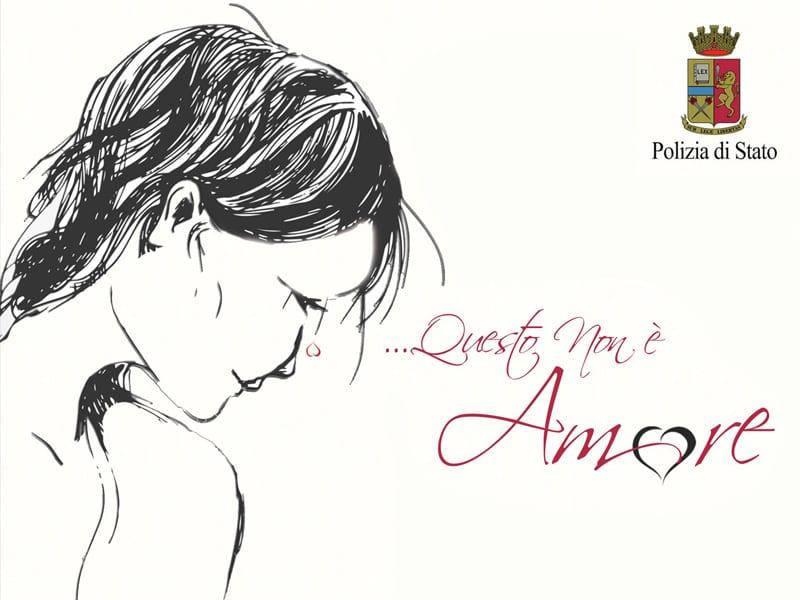 """Giornata internazionale contro violenza sulle donne. Campagna permanente Polizia: """"Questo non è amore"""". Il punto: un anno di 'codice rosso', reati spia e femminicidi. Al via App YouPol"""