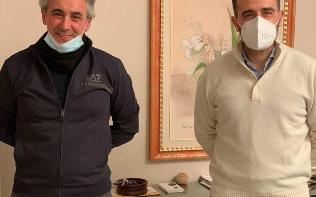 """Milazzo. Marano aderisce alla Lega. Catalfamo: """"Da sempre vicini ai temi ambientali"""""""