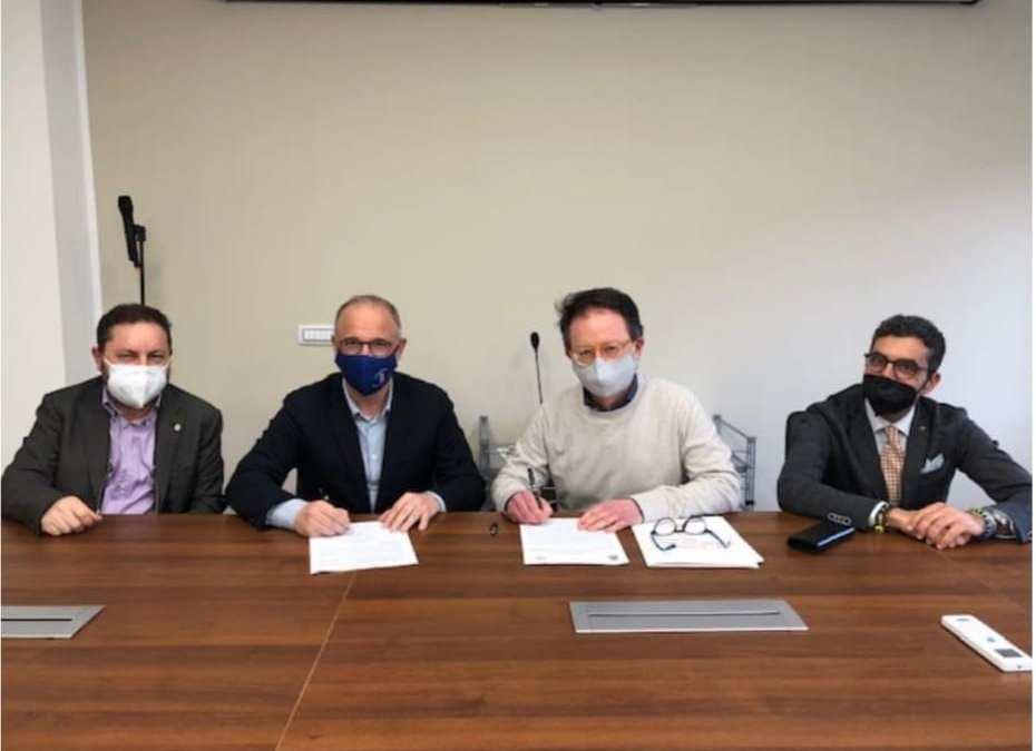 Barcellona PG. Comune stipula protocollo d'intesa con Ordine Ingegneri di Messina