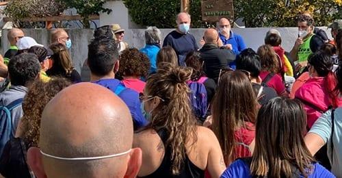 """Milazzo. Passeggiata di 6 Km per riscoprire l'antico sentiero Sant'Opolo: """"Restituito alla pubblica fruizione"""""""