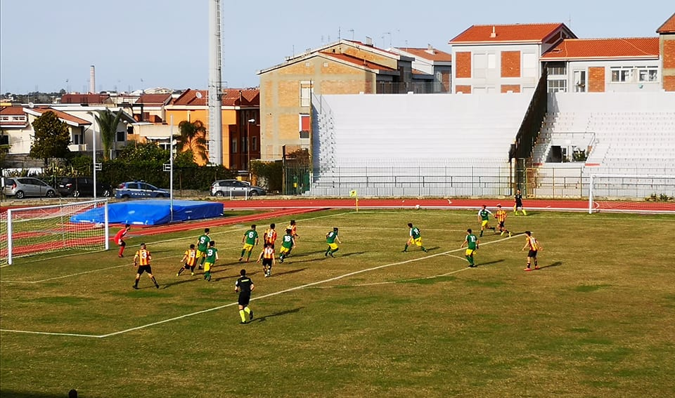 Calcio. Eccellenza, buona la 'ripartenza' Igea: Isgrò-Biondo stendono il Palazzolo