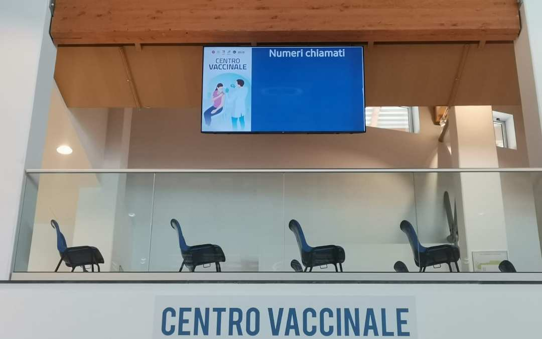 Sicilia. AstraZeneca ai quarantenni domani senza prenotazione