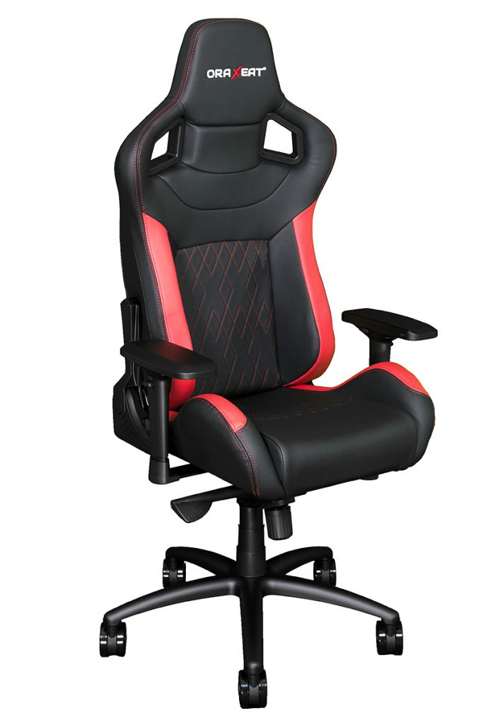 Fauteuil Sige Gamer ORAXEAT MX800 Rouge