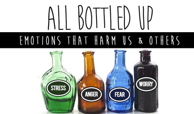 Image result for bottled emotions