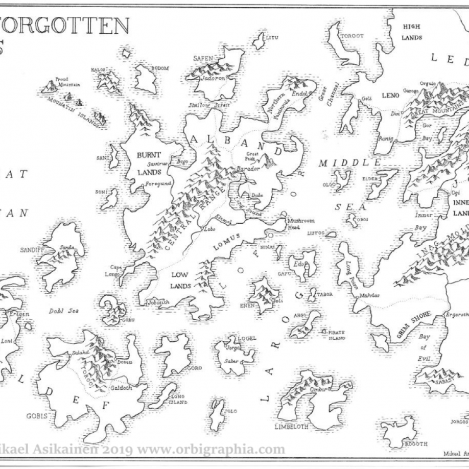 The Forgotten Lands