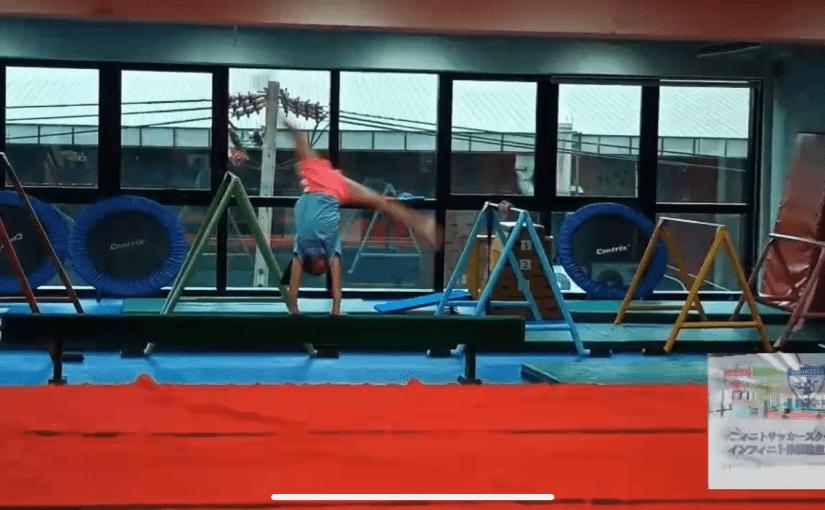 Gymnastics for children in Bangkok