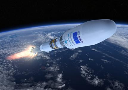Sentinel-1_carried_on_Soyuz_node_full_image