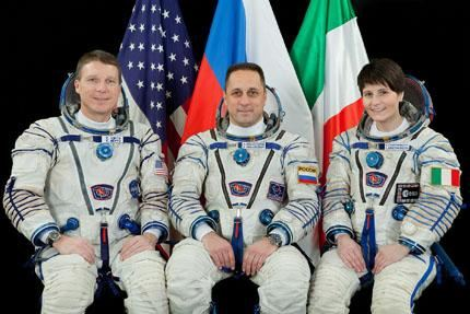 Soyuz TMA-13M Tripulação suplente backup crew