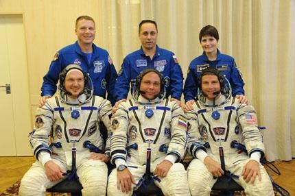 Soyuz TMA-13M tripulações