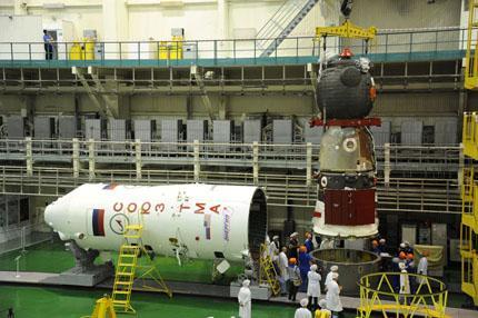 Soyuz TMA-14M 27