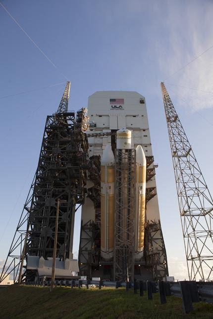 Orion EFT-1 12