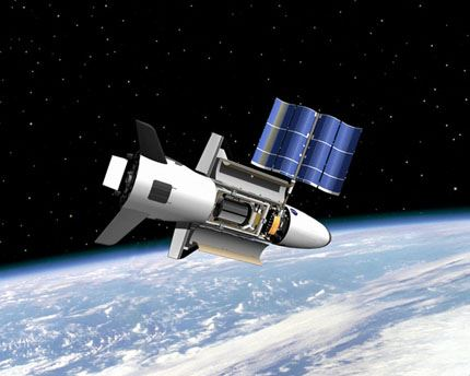 X-37B-robotic-space-plane