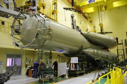 Soyuz TMA-15M 21