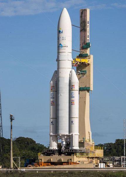 Ariane-5ECA VA221 01