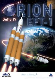 Orion EFT-1 poster