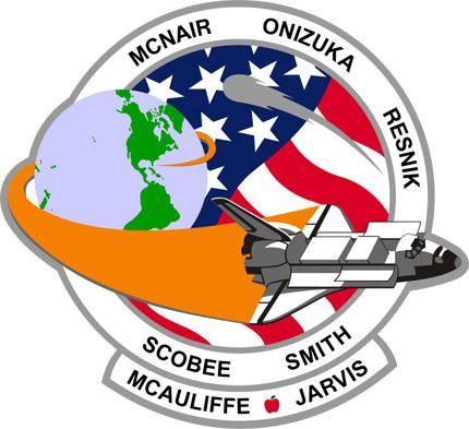 STS-51L emblema