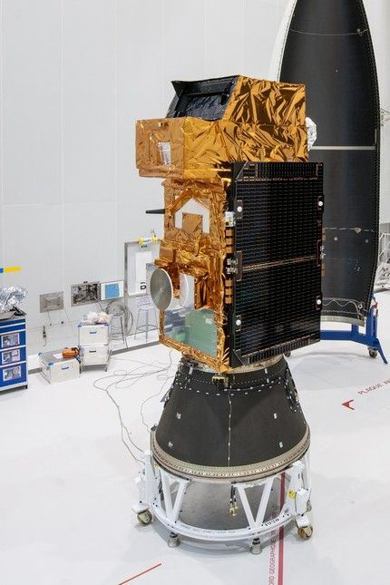 SENTINEL 2A Encapsulation