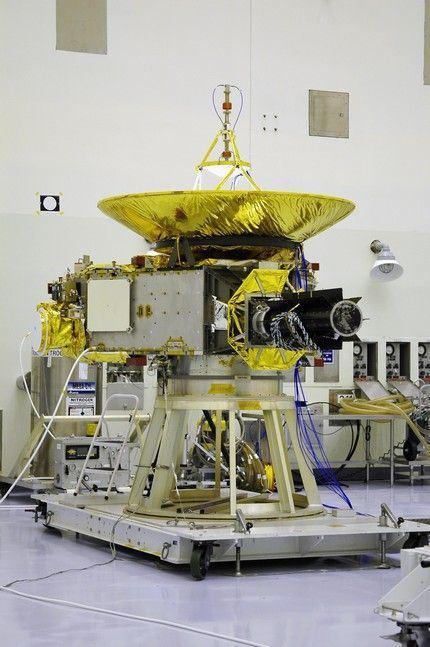 Encontro com Plutão 6
