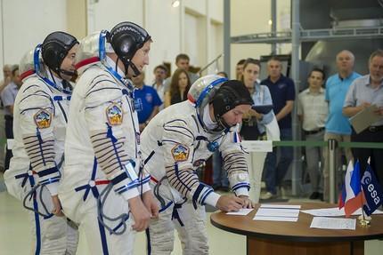 Soyuz TMA-18M 12