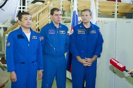 Soyuz TMA-18M 13
